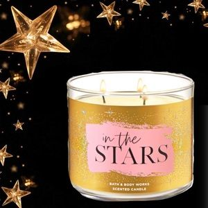 "NEW ""In The Stars"" Candle"
